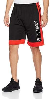 Goodsport Men's Moisture-Wicking Quick Dry Running Short S