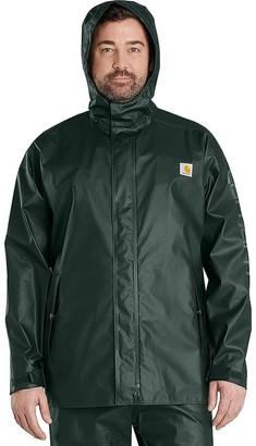 Carhartt Lightweight Waterproof Rain Storm Coat - Men's