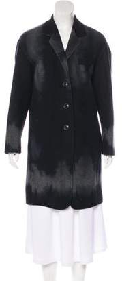 Dusan Dušan Wool Knee-Length Coat