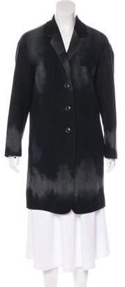 Dusan Dušan Wool Knee-Length Coat
