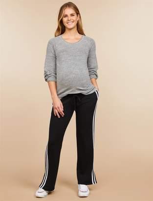 Motherhood Maternity Under Belly Straight Leg Maternity Lounge Pants