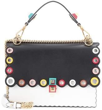 Fendi Kan I leather bag