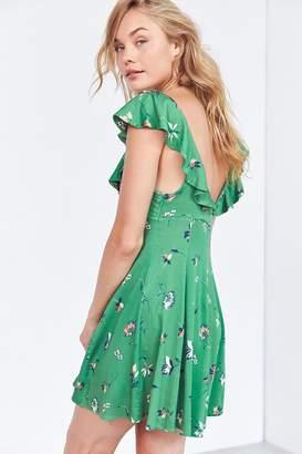 Kimchi Blue Daisy May Ruffle Dress $59 thestylecure.com