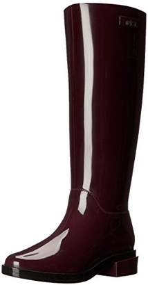 Melissa Women's Long Rain Boot