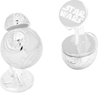 Cufflinks Inc. Cufflinks, Inc. Star Wars Sterling Silver 3D BB-8 Cufflinks