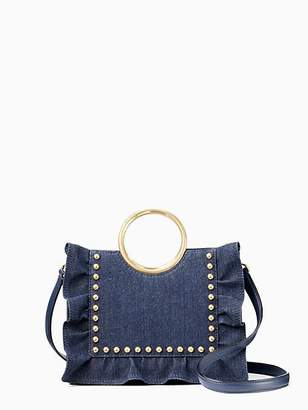 Kate Spade White rock road denim sam