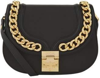 MCM Trisha Chain Small Shoulder Bag
