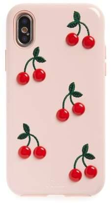 Sonix Cherry iPhone X Case