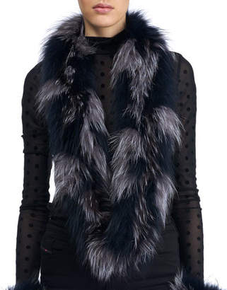 Gorski Fur Infinity Scarf