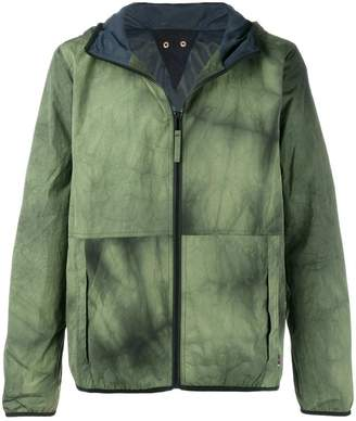 Paul Smith hooded raincoat
