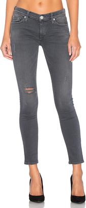 Hudson Jeans Krista Ankle Super Skinny $205 thestylecure.com