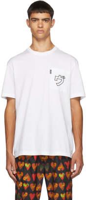 Versace White Japanese Medusa T-Shirt