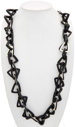 Lafayette 148 New York Triange Link Necklace