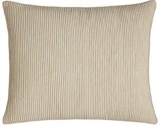 "Donna Karan Home Moonscape Corded Pillow, 16"" x 20"""