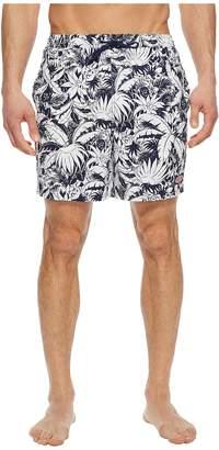 Vineyard Vines Pineapple in Palms Chappy Swim Trunk Men's Swimwear