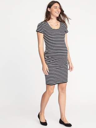 Old Navy Maternity Scoop-Neck Bodycon Dress