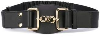Rochas elasticated strap belt