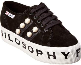 philosophy Superga X Suede Sneaker