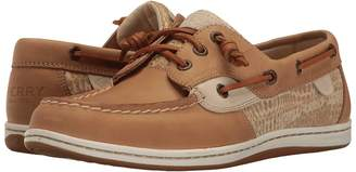 Sperry Songfish Python Women's Lace up casual Shoes