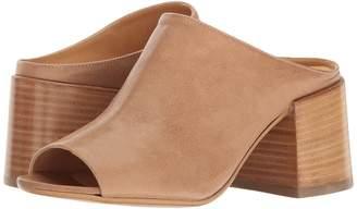 MM6 MAISON MARGIELA Wide Heel Mule Women's Clog/Mule Shoes