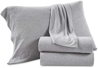 Lucky Brand Jersey Knit Set of 2 Standard Pillowcases