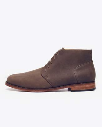 Nisolo Emilio Chukka Boot Steel