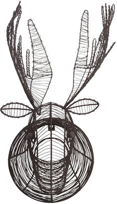 Nkuku Eco Wire Animal Head - Moose