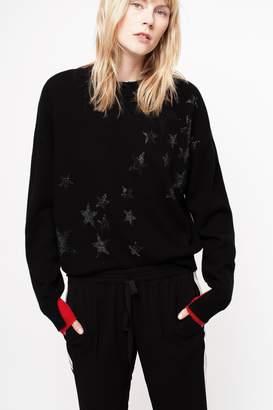 Zadig & Voltaire Gaby Bis Cachemire Sweater