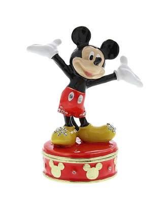 Daniel Footwear Disney Mickey Mouse Trinket Box