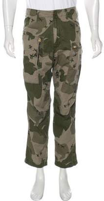 G Star Powell Loose Camo Pants