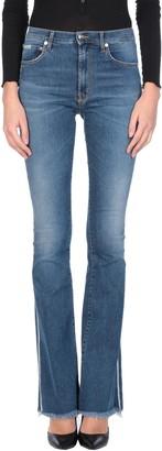 (+) People + PEOPLE Denim pants - Item 42708554SQ
