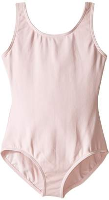 Capezio Classic High Neck Tank Leotard Girl's Jumpsuit & Rompers One Piece
