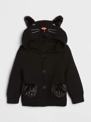 Gap Cat Garter Hoodie Sweater