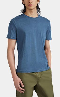 Alex Mill Men's Slub Cotton T-Shirt - Purple