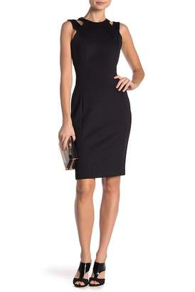 DAY Birger et Mikkelsen Modern American Designer To Dinner Strappy Sheath Dress