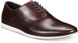 Bar III Men's Warner Casual Smooth Lace-Up Oxfords, Created for Macy's Men's Shoes