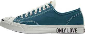Nike Converse Custom Jack Purcell Canvas Low Top Shoe