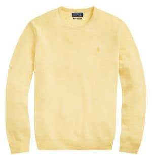 Polo Ralph Lauren Long Sleeve Cashmere Sweater