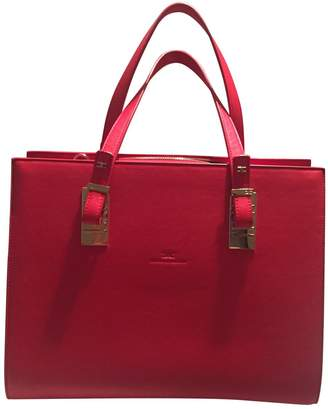 Elisabetta Franchi Leather tote