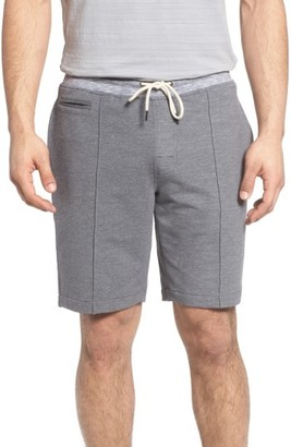 Men's Thaddeus Wright French Terry Shorts $95 thestylecure.com