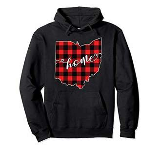 Ohio OH Home State Outline Hoodie For Women Girls Ohio Gifts 13ef5212a7