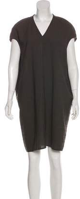 Rick Owens Knee-Length Shift Dress