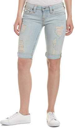 True Religion Dujil Falling Knee Length Short