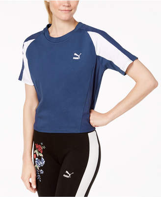Puma Archive Cropped T-Shirt