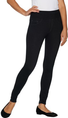 Spanx Jean-Look Ankle Length Leggings