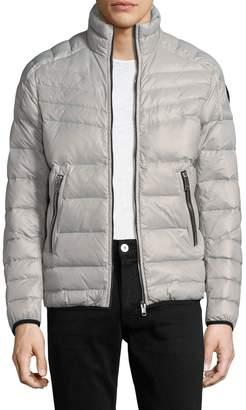 Diesel Men's R-Izumo Quilted Zip Jacket