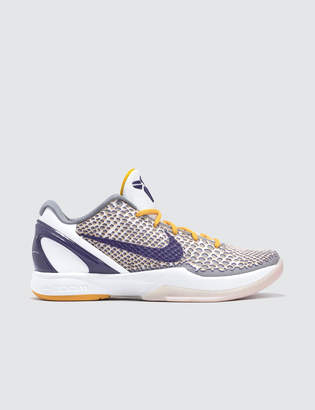 Nike Kobe 6 Lakers 3D