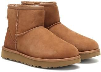 UGG Classic Mini II suede boots
