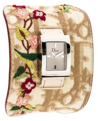 Christian Dior  Christian Dior Floral Watch
