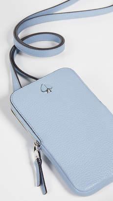 Kate Spade Polly North South Phone Crossbody Bag